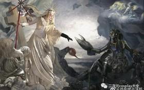 黑臂的天使和亡钳的恶魔,艺术值爆表,表现力太强了!