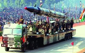 印度首次夜间发射核导弹 全天候战略威慑迈出重要一步