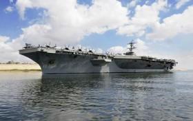 战云密布!美国航母抵达阿拉伯海 伊朗全面戒备