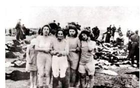 衣衫不整的犹太妇女,图4谈恋爱的苏德军