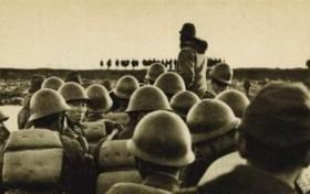 中国老兵巡逻,看见一物上蹿下跳,果断开枪后,日本举国悲痛