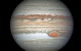 """木星出事了!巨型风暴大红斑突然长出""""触手"""",专家称从事研究17年来前所未见"""